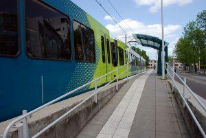 Aanrijding tram